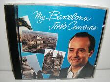 Philips 434 745-2 Jose Carreras My Barcelona
