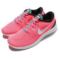 Wmns Nike Free RN Run Pink Blue Women Running Shoes Sneakers Trainers 831509-602