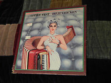 Dixie Chicken by Little Feat + Gregg & Duane Allman (RECORD) Lot) Southern ROCK!