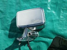 OEM 1978 Cadillac Seville LH Driver Side Rear View Mirror with Thermometer