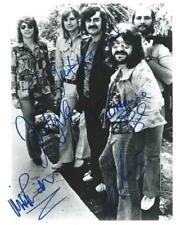 REPRINT - MOODY BLUES Autographed Signed 8 x 10 Photo RP