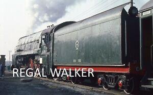 ORIGINAL 35MM CR CHINA CHINESE RAILWAY SLIDE STEAM LOCO SL7 751 AT SHENYANG 1985