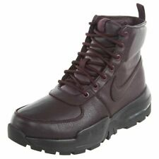 meet 1ff53 a69c8 NIKE AIR MAX GOATERRA 2.0 BOOTS MENS 12 NEW 916816-601 BURGUNDY LEATHER