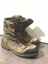 Red Wing Irish Setter Big Game Tracker Hunting Leather Boots Well Worn US 11