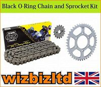 O-Ring Chain & Sprocket Kit Kawasaki ER-6f (EX650 D9F,DAF,DBF) 2006-11 JTKK650A