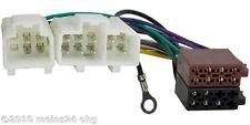 Radio Adapter Kabel ISO passend für NISSAN 100NX 200SX 300 Micra Auto Stecker