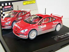 "PEUGEOT 307 WRC RALLY MONTE CARLO 2004 ""PILOTO LOIX"" REF.25732."