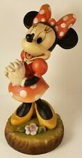 "Rare Huge Anri Minnie Mouse 10"" Tall Le 207/250"
