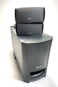 Bose CineMate Digital Home Theater Speaker System - Read*