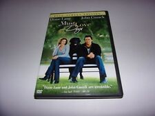 Must Love Dogs (DVD, 2005, Full Frame) Diane Lane, John Cusack