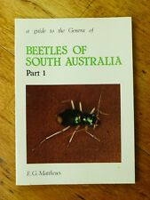 A Guide to the Genera of Beetles of South Australia: Archostoma & Adephaga #1