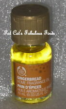 GINGERBREAD Holiday Home Fragrance Oil HFO ~ THE BODY SHOP
