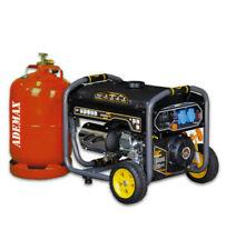 Gas- u. Benzin 3.300 Watt Stroma...