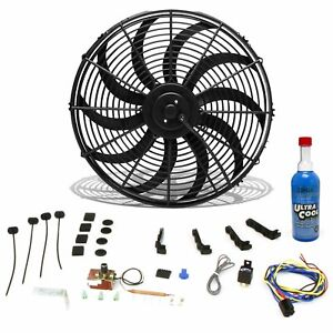 CTW High Performance VW Beetle Cooling System Kit muscle cars rat rods hot rods
