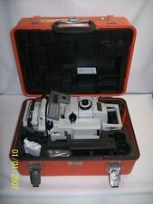 Sokkia Net2b Total Station Amp Case Unable To Test No Battery Free Shipping