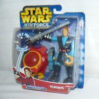"""Playskool Star Wars Jedi Force 6"""" Anakin Skywalker With Jedi Pod"""