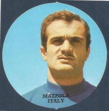 FKS 1972/73 Adesivo Circolare - # w-ITALIA-MAZZOLA