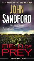 Field of Prey von John Sandford (2014, Taschenbuch)