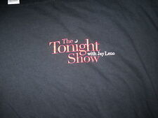 THE TONIGHT SHOW WITH JAY LENO WOMAN'S T SHIRT XL EXTRA LARGE