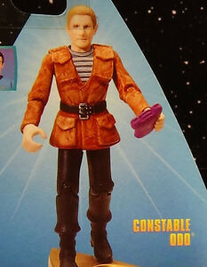 Odo with Fuzzy Tribble - ations Star Trek Deep Space 9 Warp Factor 1 DS9 MOC