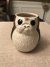 Porg Ceramic Mug Disney Store Star Wars: The Last Jedi