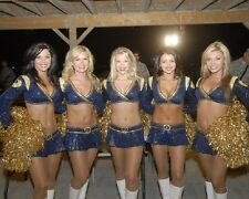 "St. Louis Rams LA NFL Football Cheerleaders 8""x 10"" Photo 6"