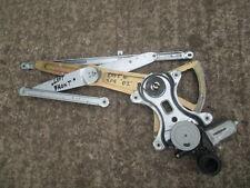 TOYOTA RAV4 MK2 5 DOOR PASSENGER / LEFT FRONT WINDOW MOTOR REGULATOR MECHANISM