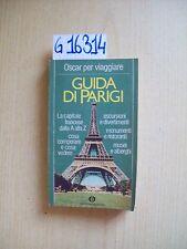 GUIDA DI PARIGI - MONDADORI - 1984
