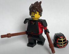 LEGO THE NINJAGO MOVIE - KAI minifigure - BRAND NEW series