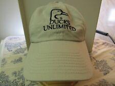 Vtg. Ducks Unlimited Embroidered Baseball Style Hat