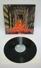 Laaz Rockit - City's Gonna Burn | German First Press 1985 | LP: Near Mint