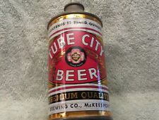 Tube City Beer Cone Top