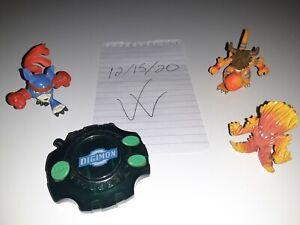 Digimon Mini Figure Lot