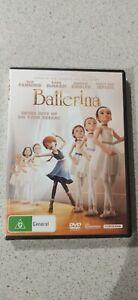 Ballerina DVD Region 4 NEW