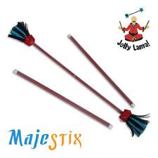 Red Majestix Juggling Sticks Devil Sticks