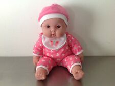 "Berenguer Baby Doll 14"" with clothes - adorable"