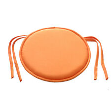 US Round Garden Chair Cushion Pad ONLY Outdoor Stool Patio Dining Seat Pad T99