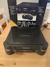 3DO FZ-1 Panasonic, VGC Boxed Complete, Extra Controller