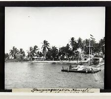 Glass Negative New Guinea Admiralty Islands Afrika Kolonie Foto Glas Dia (N101