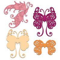 Heartfelt Creations Fluttering Butterfly Die HCD1-7178