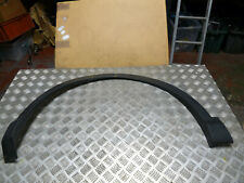 2014-17 NISSAN QASHQAI J11 FRONT LEFT WING WHEEL ARCH TRIM IN BLACK 63811-4EA0A