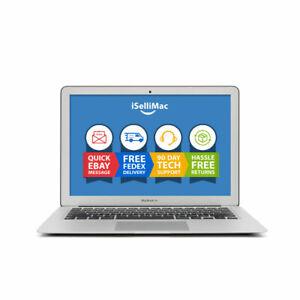 """Apple 11"""" MacBook Air 2015 1.6GHz 128GB SSD 4GB A1465 MJVM2LL/A +A Grade"""
