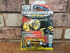HASBRO TRANSFORMERS RPM'S BUMBLEBEE AUTOBOT CARDED DIECAST MODEL