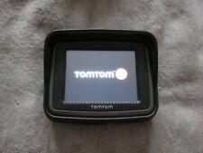 "TomTom Rider Urban 3.5"" Sat Nav 4GC01 UK & Ireland Europe Maps - Used"