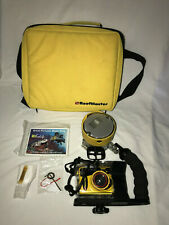 REEFMASTER SPORT DIVER SEA AND LAND CAMERA W/ CASE WATERPROOF COVER FLASH