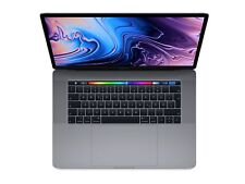 "Apple MacBook Pro 15"" (2018), i7 2,2 GHz, 16 GB RAM, 256 GB SSD, space grau"