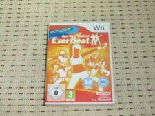 ExerBeat für Nintendo Wii und Wii U *OVP*