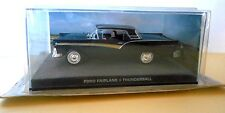 James Bond 007  -  AUTO COLLECTION FORD FAIRLANE  THUNDER BALL  1:43