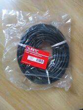 Durite - Sleeving Black PVC 9.0mm x 25M - 0-332-09