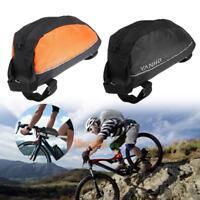 Waterproof Bicycle Top Tube Frame Mount Storage Bag MTB Road Cycling Bike Bag